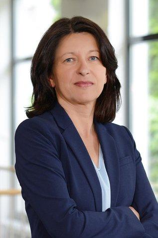 Pressefoto Dr. Verena Di Pasquale