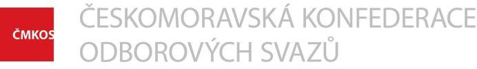 Logo ČMKOS