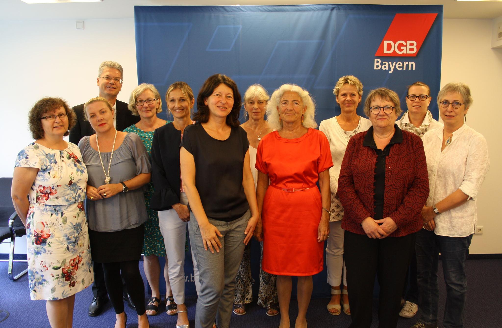 Fachgesprächsgruppe zur Novellierung des BayGlG