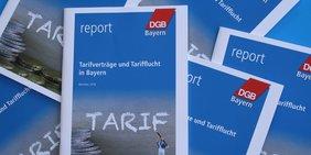 Foto Tarif-Report