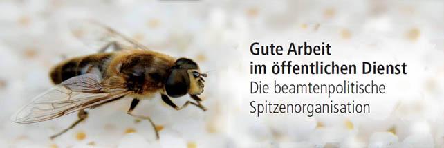 Beamte Biene