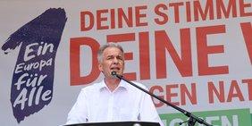 """Rede von Matthias Jena bei der Emo """"Ein Europa für Alle - Deine Stimme gegen Nationalismus"""""""