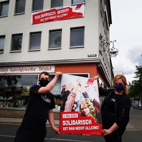 Der 1. Mai in Oberfranken