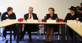 Bündnispartner zum Bildungszeitgesetz (Redner)