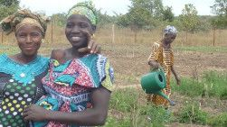 LAG Mali Frauen