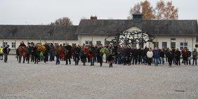 Teaser Gedenkfeier KZ Dachau 2018
