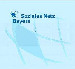 Soziales Netz Bayern Logo