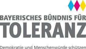 Logo Bayerisches Bündnis für Toleranz