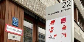 DGB Neumarkter Straße 22