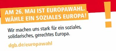 Ein Europa für die Menschen