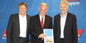 """Vorstellung des Reports """"Tarifverträge und Tarifflucht in Bayern"""""""