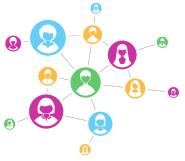 Logo des Frauennetzwerkes