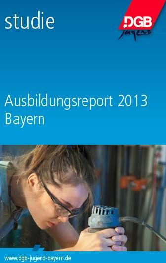 Ausbildungsreport 2013