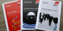 Die Broschüren des DGB Bayern