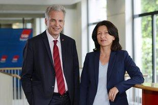 Pressefoto Matthis Jena und Verena Di Pasquale
