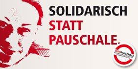 Banner Kopfpauschale