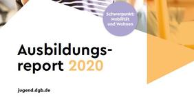 Teaser Ausbildungsreport 2020
