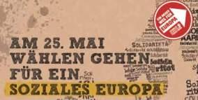 Forderungen zur Europawahl