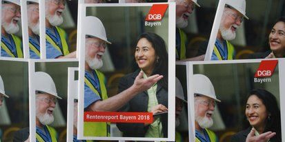 Teaser Cover Rentenreport 2018