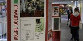 Ausstellungseröffnung Frauenarbeit - Frauenalltag - Frauenrechte