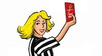 Schiedsrichterin Petra - Die Rote Karte