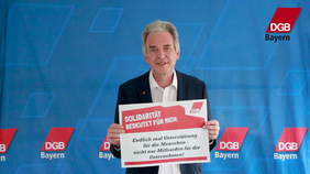 Standbild Videobotschaft Matthias Jena