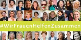 Logo Initiative Wir (Frauen) helfen zusammen!