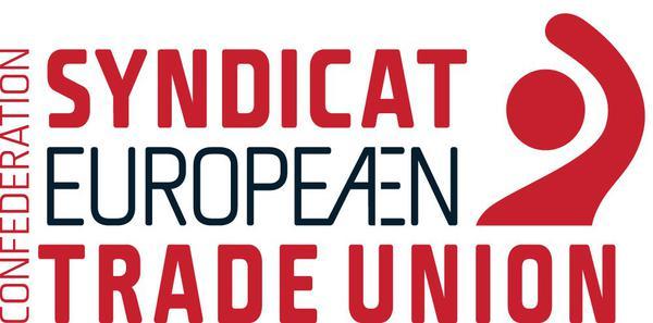 Logo des Europäischen Gewerkschaftsbundes