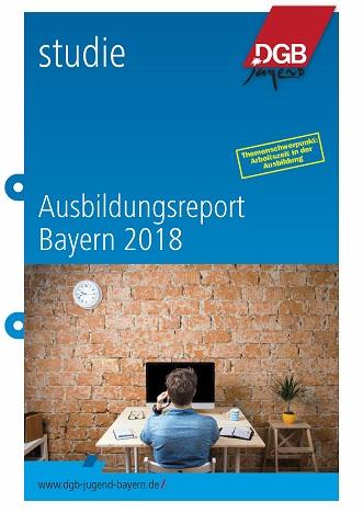 Ausbildungsreport 2018 Cover