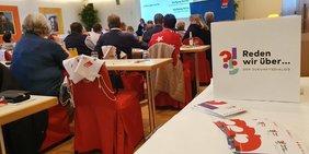 13. Ehrenamtlichenkonferenz in Nürnberg