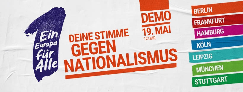 Demo: Europa für alle!