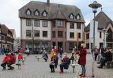 Der 1. Mai in Unterfranken