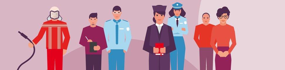 BeamtInnen und öffentlicher Dienst