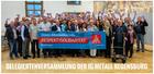 Delegiertenversammlung der IG Metall Regensburg