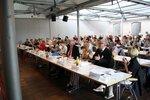 Blick auf Teilnehmer