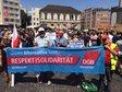Fotokampagne Respekt und Solidarität