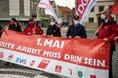 Der 1. Mai in Augsburg