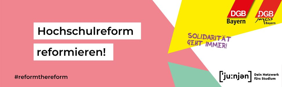 Hochschulrechtsreform