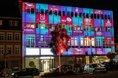 Bayernweite Lichtaktion zur Bundestagswahl 2021