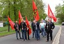 Fotos der Kundgebungen des DGB Bayern